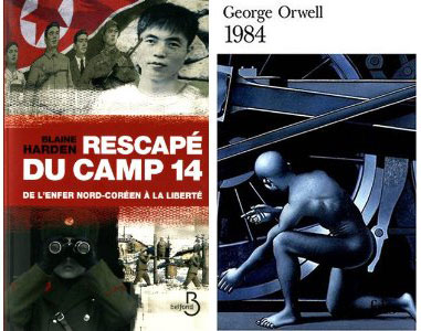 couvertures Camp 14 - 1984