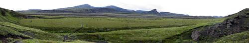 Panoramique Emstrur - Thorsmork