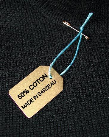 50% Coton